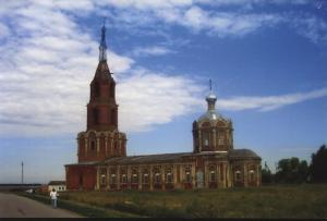 Храм во имя святого апостола и евангелиста Иоанна Богослова с. Жокино